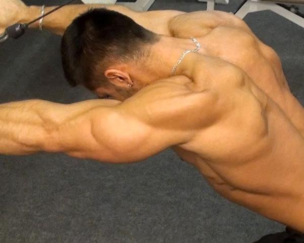 Aumentar volumen triceps