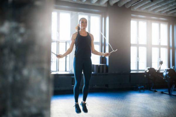 Accesorios para poder entrenar en casa cuerda
