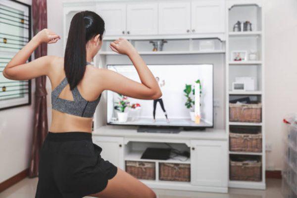 Bailes nos ayudaran a fortalecer gluteos y piernas