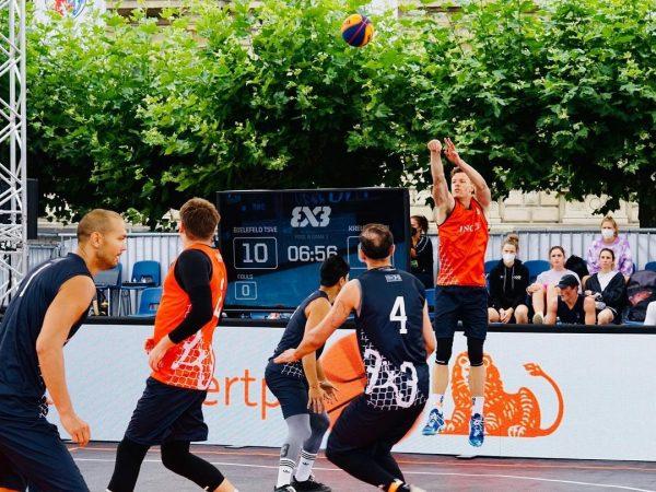 Baloncesto 3 x 3: qué es, cuánto dura y las principales diferencias con el baloncesto clásico cancha