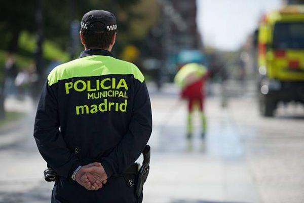 Como son las pruebas fisicas de la policia local 2022