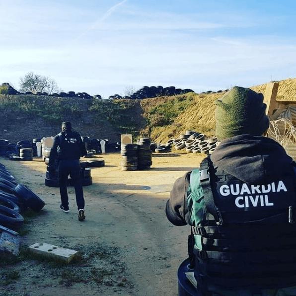¿Cómo son las pruebas Físicas de la Guardia Civil 2022? Guardia Civil