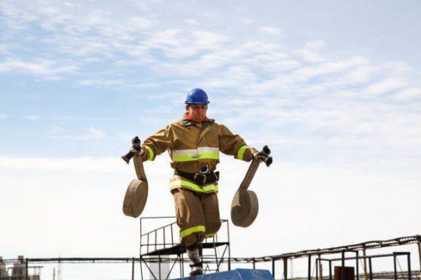 Como son pruebas fisicas de las oposiciones bombero 2022