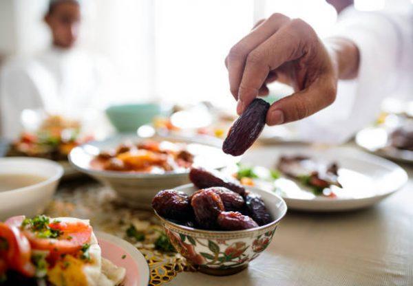 Consejos para comer descansar mejor durante ramadan