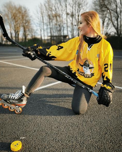 ¿Cuáles son las funciones y posiciones de los jugadores de Hockey? Sobre Patines Femenino