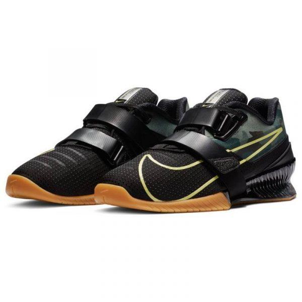 Cuales son las mejores zapatilas de crossfit aprende a elegir las tuyas Nike Romaleos 4