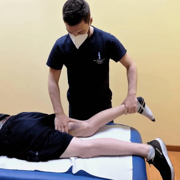 ¿Cuáles son los factores de riesgo de las lesiones deportivas? Masaje