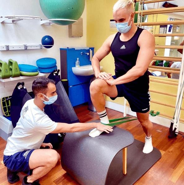 ¿Cuáles son los factores de riesgo de las lesiones deportivas? Recuperación