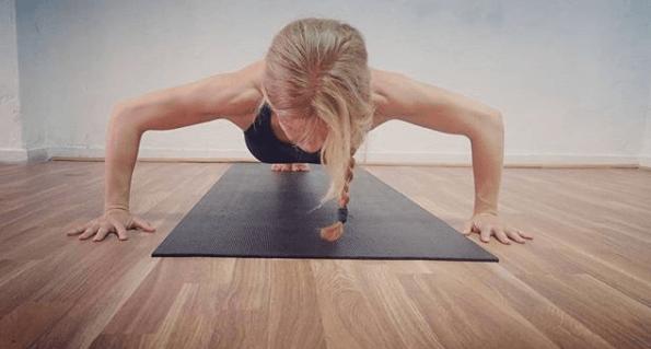 Ejercicios multiarticulares para perder peso flexiones