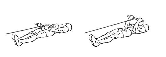 curl-biceps-polea-tumbado-movimientos