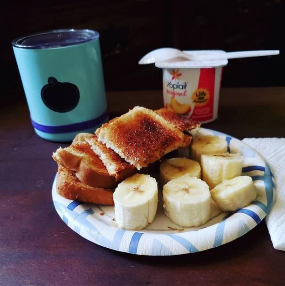 Dieta Brat: qué es y cuáles son los alimentos que se pueden comer plátano, pan y yogur