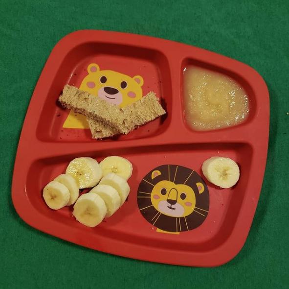 Dieta Brat: qué es y cuáles son los alimentos que se pueden comer plátano, pan y compota de manzana