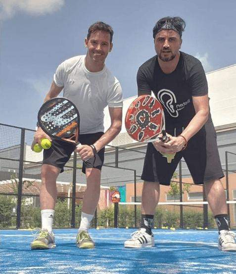 ¿Cuáles son las diferencias y similitudes entre el pádel y el tenis? Parejas