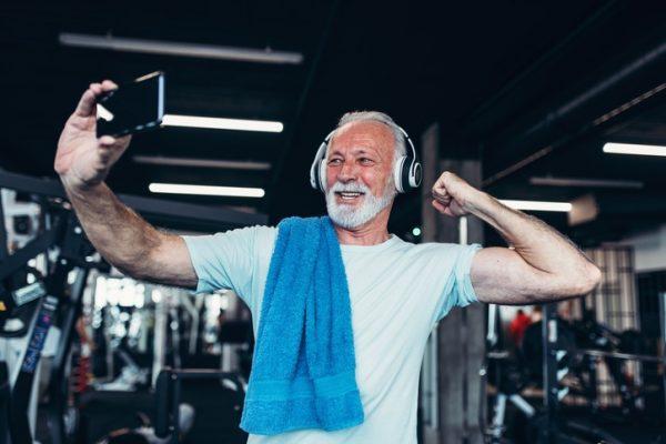 Ejercicio para personas mayores de 60 anos rutina diaria anaerobico