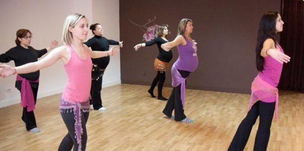 ejercicios-durante-el-embarazo-baile