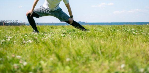 ¿Qué ejercicios puedo hacer si tengo tendinitis rotuliana? Estirando