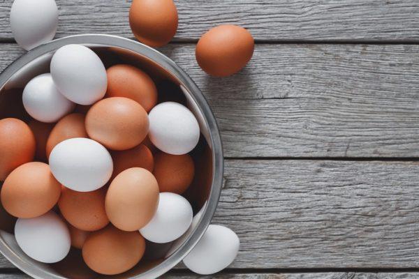 La mejor forma de alimentarse para cuidarse durante la cuarentena huevos