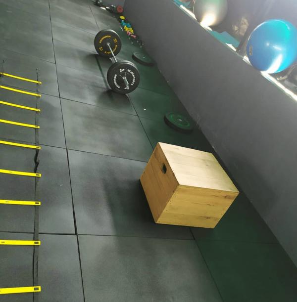 La mejor rutina de pesas HIIT para definir tus músculos box nuevo