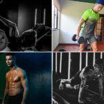 La rutina de ejercicios de Cristiano Ronaldo para estar en forma a los 36 años