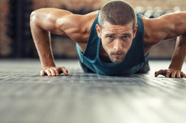 Las claves para sacar musculo a partir de 40 anos fuerza