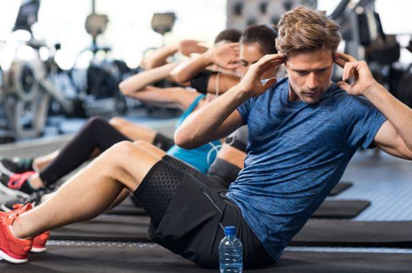 Las claves para sacar musculo a partir de 40 anos