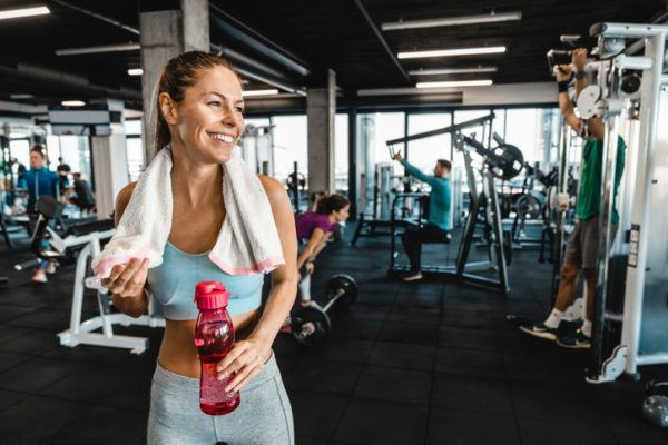 Las claves para sacar musculo a partir de 40 anos mujeres