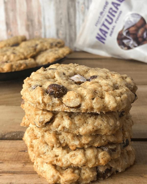 Las mejores recetas de postres fitness sin gluten galletas avena y canela