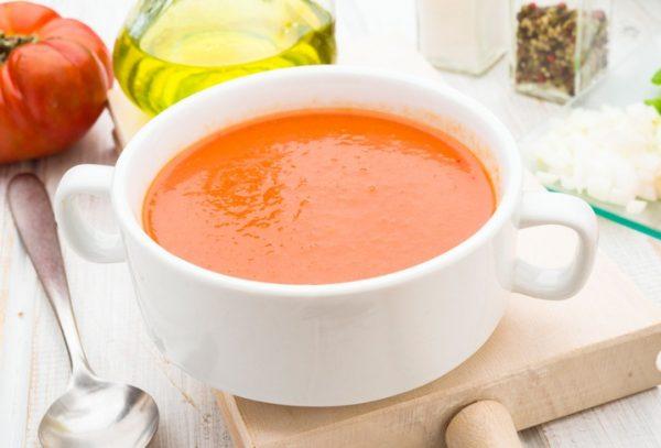 Las mejores recetas para perder peso sin pasar hambre gazpacho