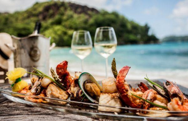 Los 15 alimentos con los que sacaras abdominales marisco