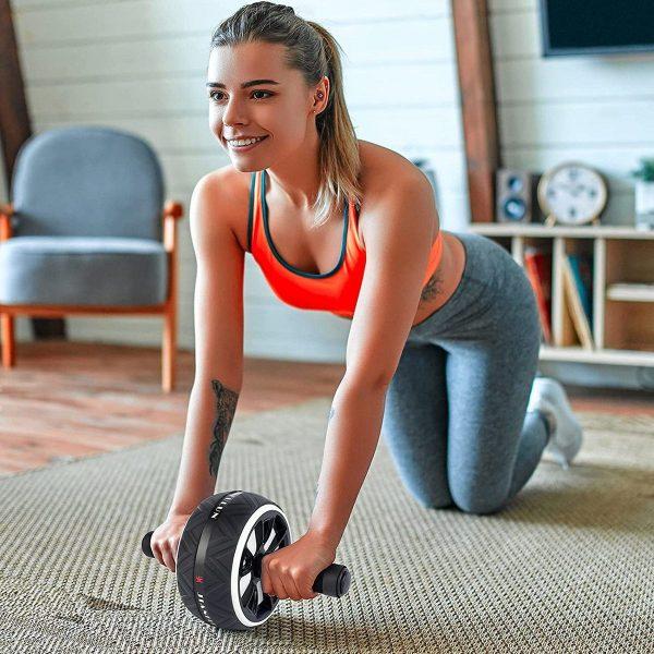 Los mejores accesorios fitness para hacer deporte en la playa o en la montaña rodillos abs