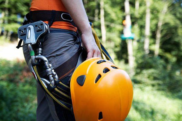 Los mejores accesorios para entrenar la escalada Arnés