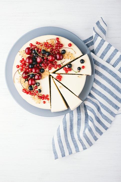 Los mejores postres proteicos tarta queso