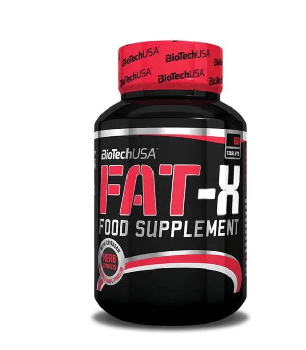 Los mejores quemadores de grasa sin estimulantes Fat-X