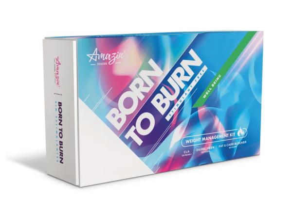 Los mejores quemadores de grasa sin estimulantes Born to Burn
