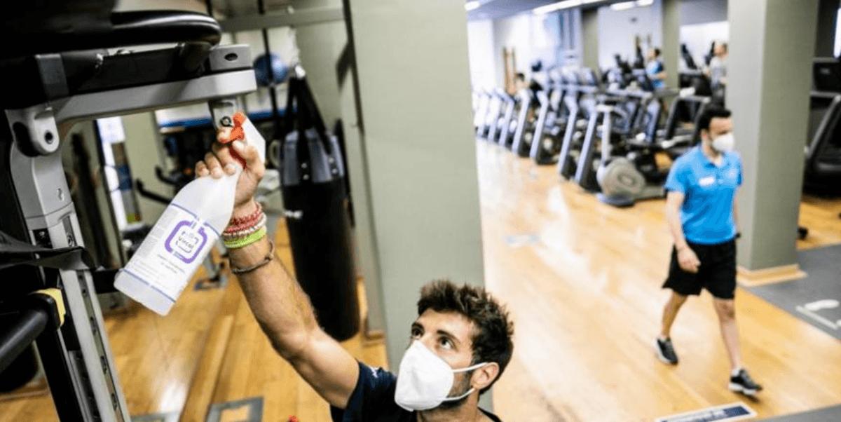 Las mejores mascarillas para usar en gimnasios