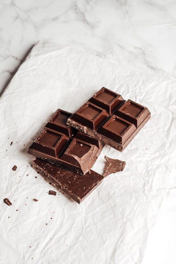 Los 10 mejores alimentos para controlar la ansiedad chocolate puro