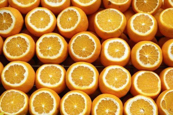 Los 10 mejores alimentos para controlar la ansiedad naranjas