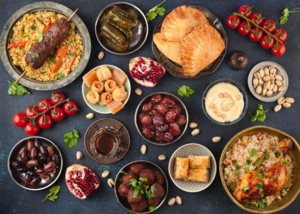Mejores consejos para comer mejor durante ramadan