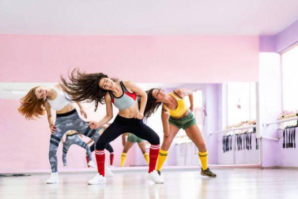Mejores coreografias de zumba