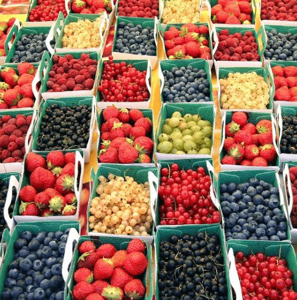 Las mejores dietas sin gluten para definir fruta fresca