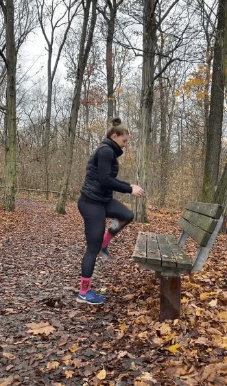 10 mejores ejercicios multiarticulares para adelgazar salto cajón