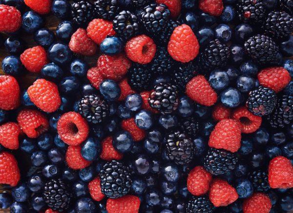 Mejores frutas para perder grasa definir bayas