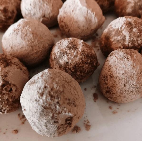 Las mejores recetas de postres fitness sin hidratos de carbono trufa de aguacate