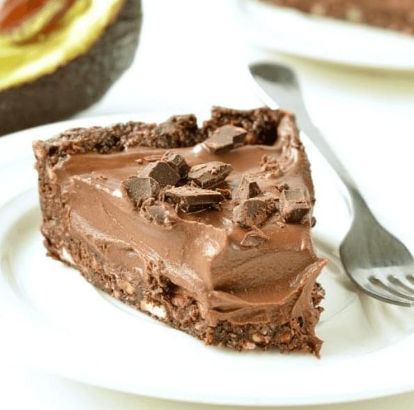 Las mejores recetas de postres fitness sin hidratos de carbono tarta chocolate
