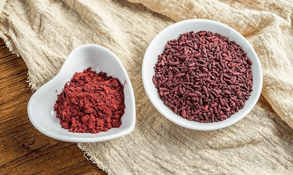 Los mejores suplementos naturales para controlar el colesterol levadura roja de arroz