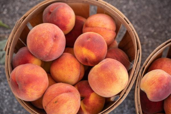 Mejores verduras frutas para ganar masa muscular melocoton