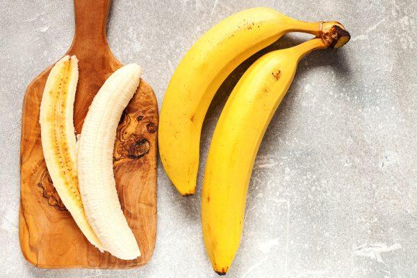 Mejores verduras frutas para ganar masa muscular platano