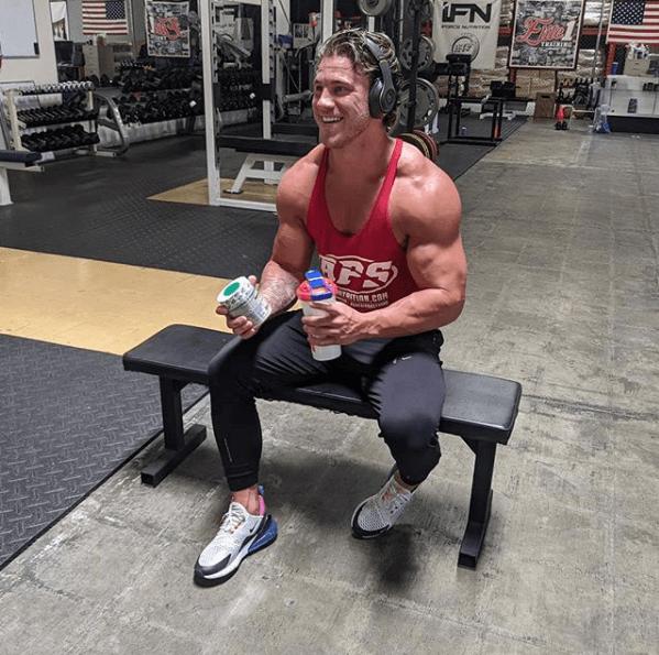 Mesomorfo: qué es, dieta y entrenamiento entrenamiento