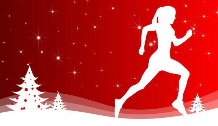 deporte durante la navidad