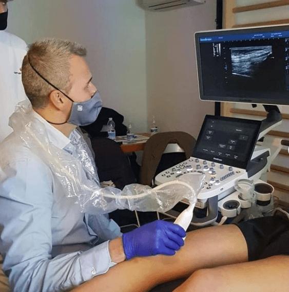 ¿Qué es la tendinitis rotuliana? Síntomas, tratamiento y prevención ecografía